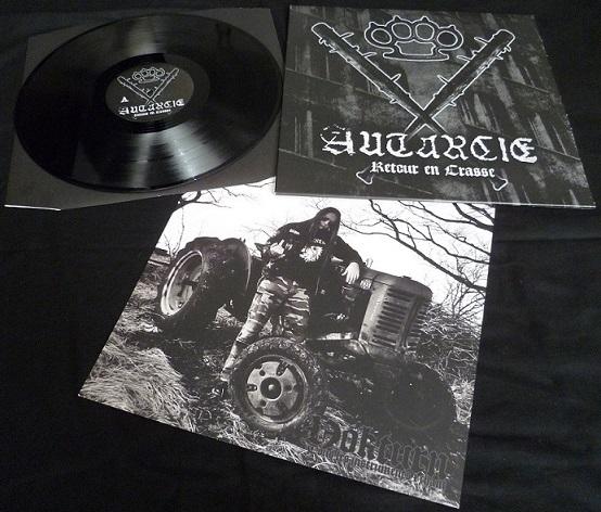 Autarcie - Retour En Crasse LP