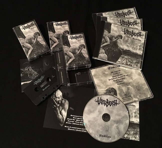 Vindorn - Perdition CD/Tape