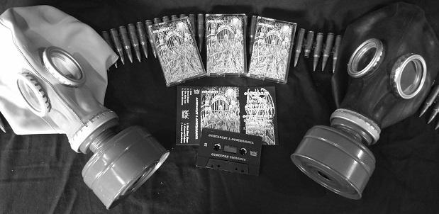 Goatkraft / Goathammer - Cemetary Violence Tape