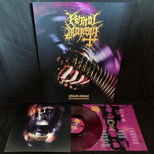 Eternal Majesty - Black Metal Excommunication LP