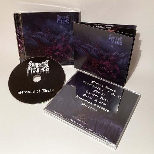 Sombre Figures - Streams of Decay CD