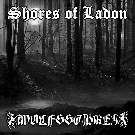 Shores of Ladon / Wolfsschrei Split CD