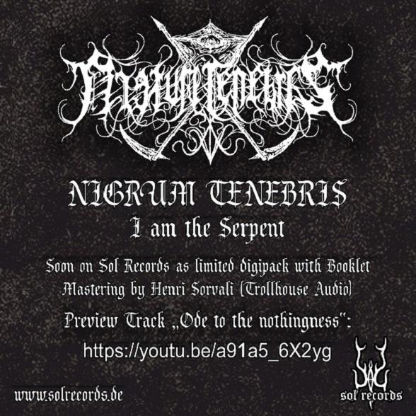 Nigrum Tenebris Preview Track
